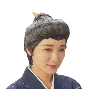Katsura Wig for Costume Obaasan 8013 - Taiko Center Online Shop