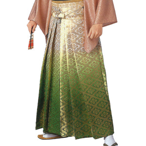 Hakama Gold Brocade Otori 8637 - Taiko Center Online Shop
