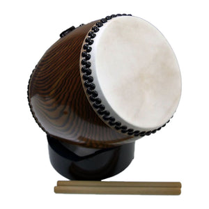 Small Nagado Daiko with Stand and Bachi - Taiko Center Online Shop