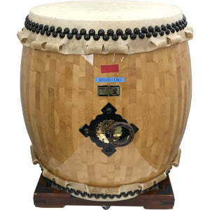 1.5 Shaku Nagado Daiko Eco RN15-180 with Square Stand (USED) - Taiko Center Online Shop