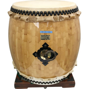 1.5 Shaku Nagado Daiko Eco RN15-181 with Square Stand (USED) - Taiko Center Online Shop