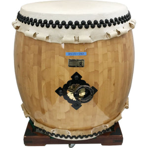 1.5 Shaku Nagado Daiko Eco RN15-183 with Square Stand (USED) - Taiko Center Online Shop