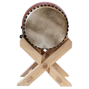 Miniature Taiko with X Stand - Taiko Center Online Shop