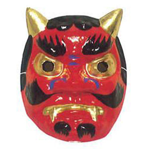 Omen (Japanese Mask) Oni Demon - Taiko Center Online Shop