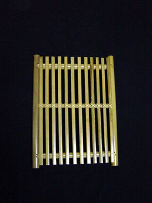 Single Bamboo Omen Mask Frame BAMH01