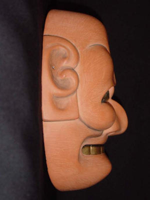 Kyogenmen (Kyogen Mask) Buaku KYG02-2 - Taiko Center Online Shop