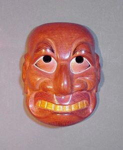 Kyogenmen (Kyogen Mask) Buaku KYG02 - Taiko Center Online Shop