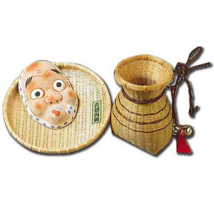 Omen (Japanese Mask) Dojo Sukui Set 3156 - Taiko Center Online Shop