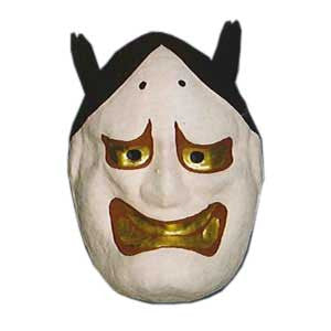 Omen (Japanese Mask) Hannya 3276 - Taiko Center Online Shop