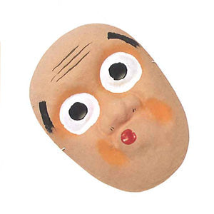 Omen (Japanese Mask) Hyottoko - Taiko Center Online Shop