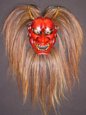Omen (Japanese Mask) Maihannya SP12 - Taiko Center Online Shop