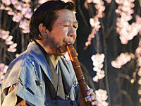 Shakuhachi Shinzan Highly Selected by Mr. Genzan Miyoshi