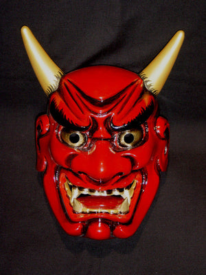 Ondekomen (Ondeko Mask) ONI15MS - Taiko Center Online Shop