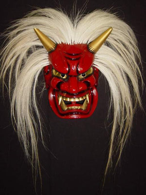 Ondekomen (Ondeko Mask) ONI16R - Taiko Center Online Shop