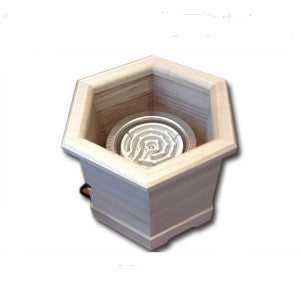 Hexagonal Sho Heater - Taiko Center Online Shop