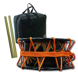Classic Shime Daiko Set Take (Bamboo) - Taiko Center Online Shop