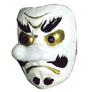 Omen (Japanese Mask) Tengu 3275 - Taiko Center Online Shop