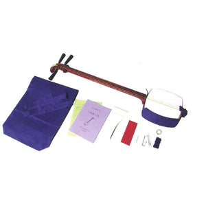 Tsugaru Shamisen Beginner Set - Taiko Center Online Shop