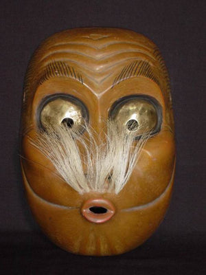 Kyogenmen (Kyogen Mask) Usobuki KYG01 - Taiko Center Online Shop