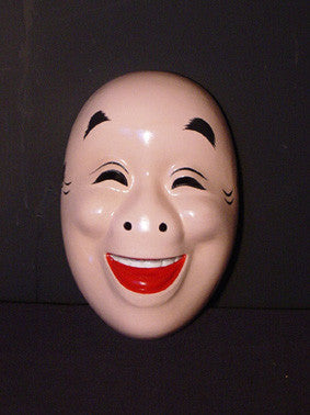 Omen (Japanese Mask) Warai FLK09 - Taiko Center Online Shop