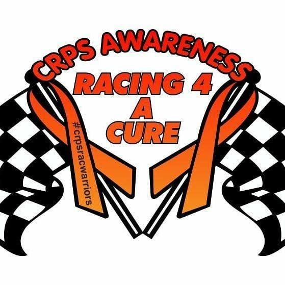 Marchand Joins Forces With CRPS RACING 4A CURE