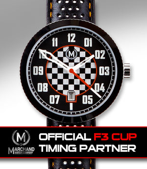 Marchand becomes the official Formula 3 Cup timing partner!