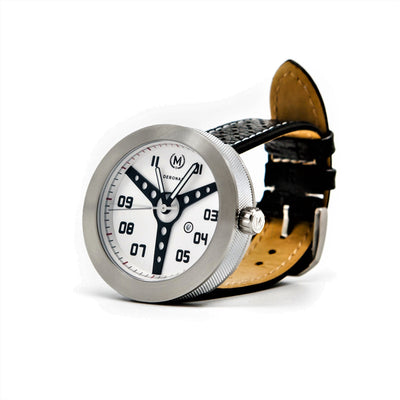 WHITE DEBONAIR (20% OFF WITH CODE 'FATHER') - Marchand Watch Company