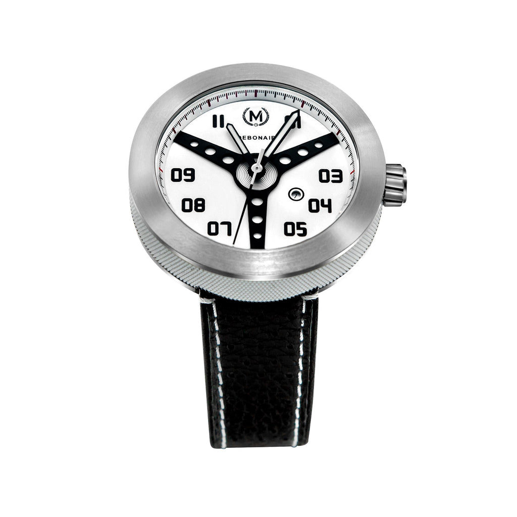 WHITE DEBONAIR - Marchand Watch Company