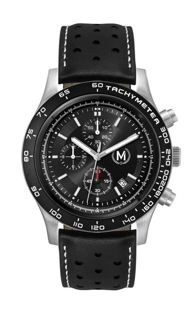 ESSES GT CHRONOGRAPH, BLACK STRAP (PRE ORDER, EARLY DECEMBER ARRIVAL)