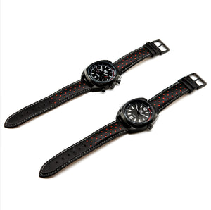BLACK AND RED CHRONO LMP