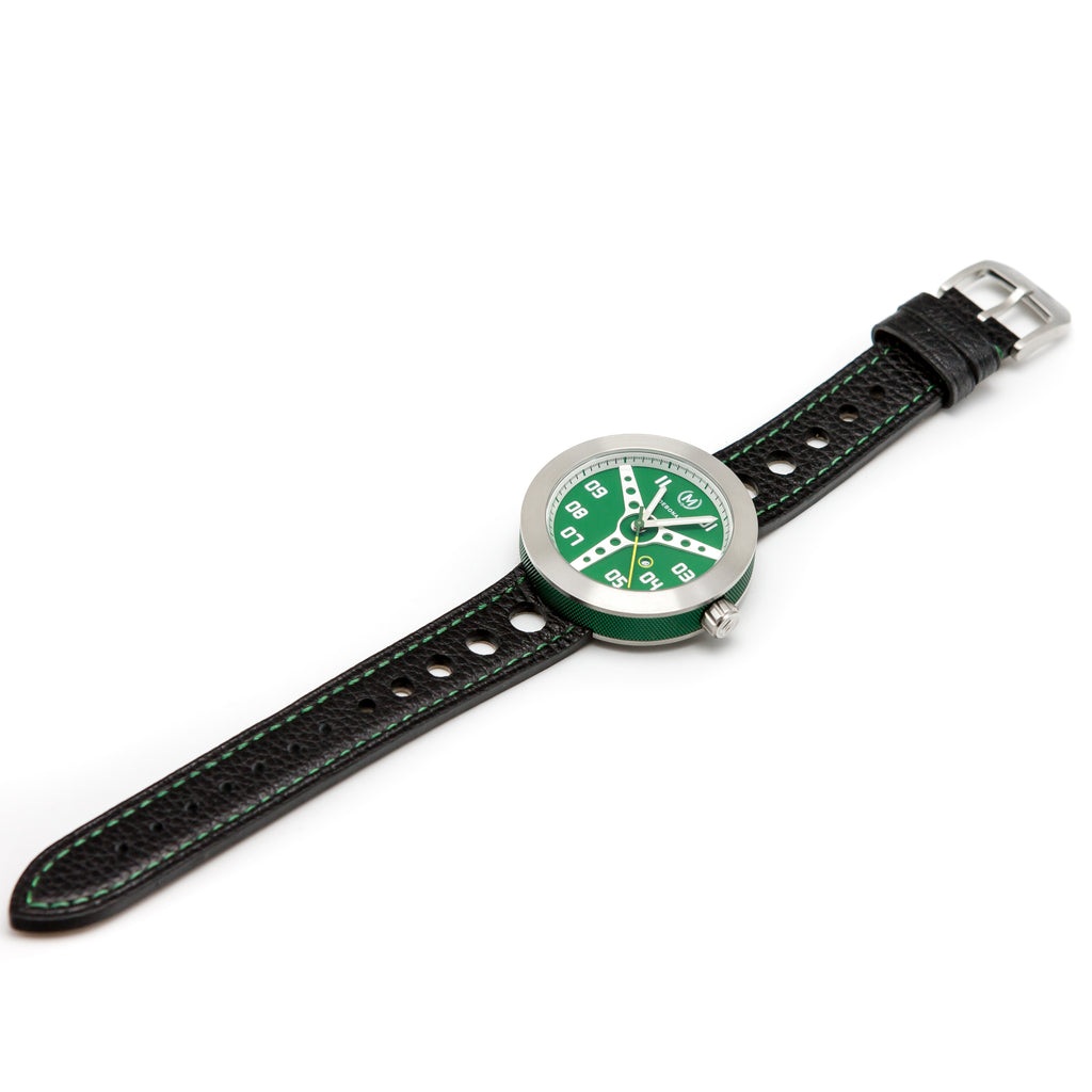 GREEN DEBONAIR (LIMITED EDITION) - Marchand Watch Company