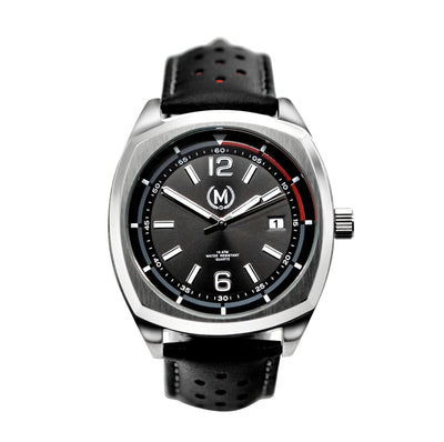 SILVER DRIVER - Marchand Watch Company