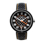 BLACK AND ORANGE AUTOMATIC LEGACY - Marchand Watch Company