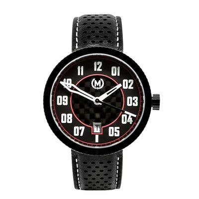 CARBON AND BLACK AUTOMATIC LEGACY (WAS £349) - Marchand Watch Company