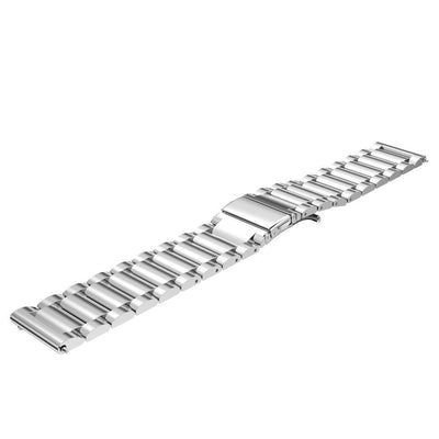 SILVER STAINLESS STEEL WATCH STRAP - Marchand Watch Company