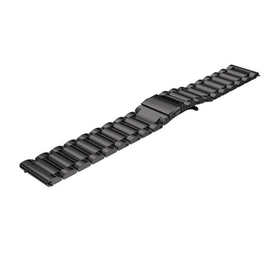 BLACK STAINLESS STEEL WATCH STRAP - Marchand Watch Company
