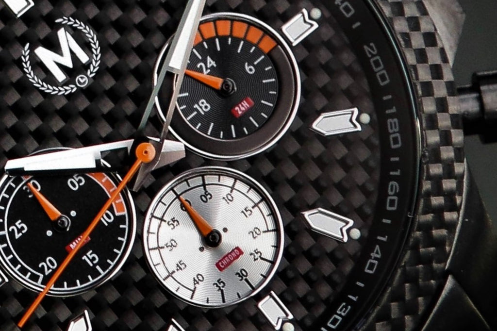 CARBON GT - Marchand Watch Company