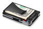 SLIM ABSTRACT TEXTURE CARBON FIBRE CARD HOLDER RFID BLOCKING WALLET