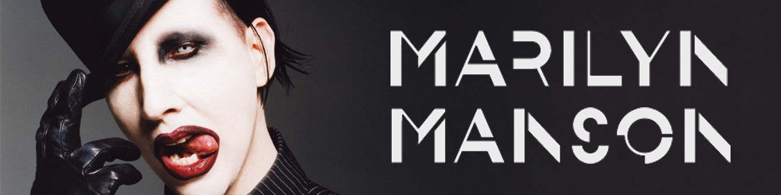 Browse Marilyn Manson T-Shirts and Clothing