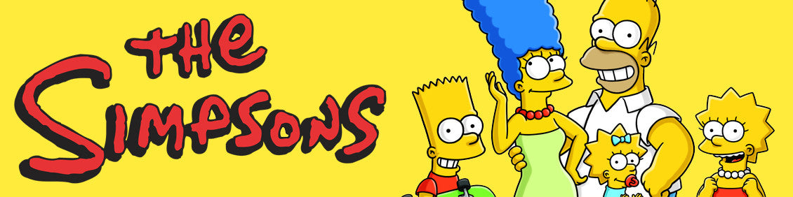 Browse The Simpsons T-Shirts and Clothing