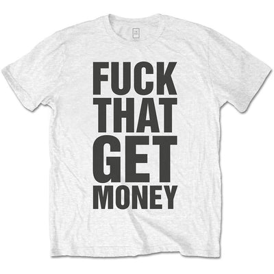 The 1975 Fuck That Get Money Men's T-Shirt - NME Merch