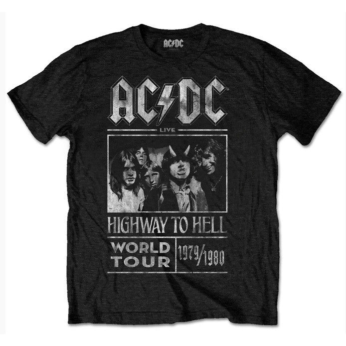 007a61f1 AC/DC Special Edition Tours That Rocked The World: Highway to Hell Wor –  nmemerch