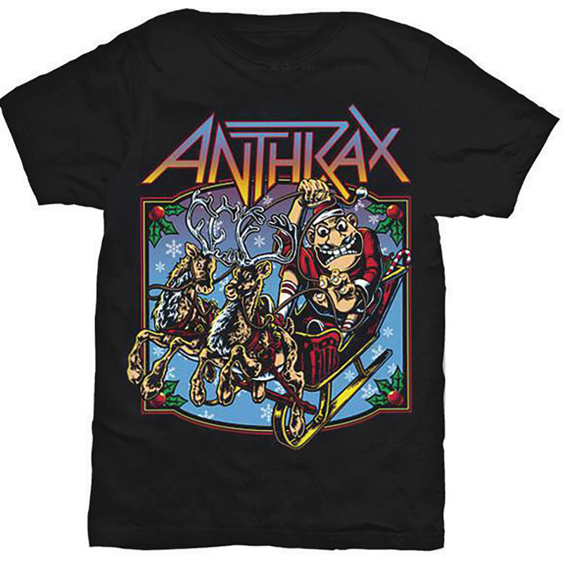 Anthrax Christmas Men's T-Shirt