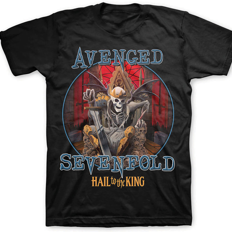 Avenged Sevenfold Deadly Rule Men's T-Shirt - NME Merch