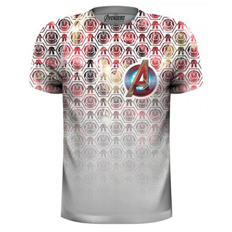 3f1ea13ef Marvel Avengers Icons All Over Print Men's T-Shirt | NME Merch – nmemerch