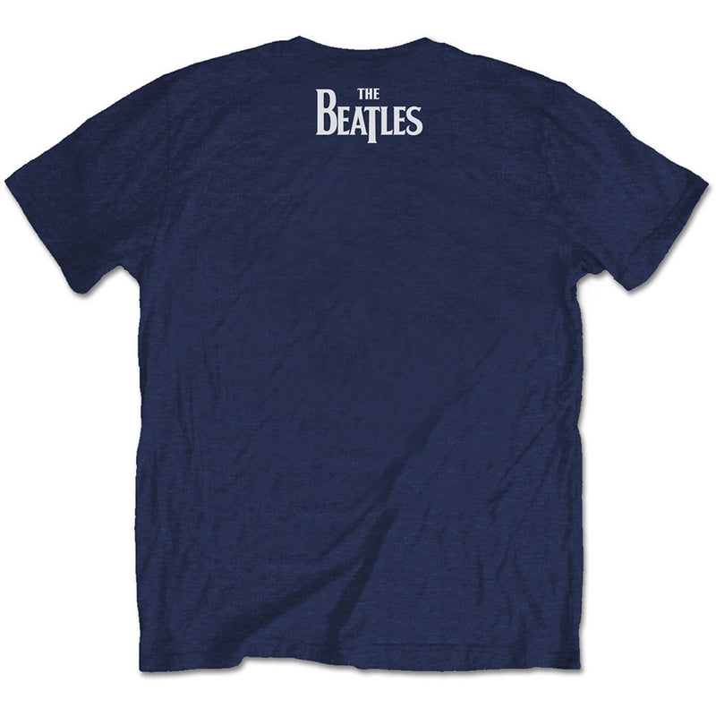 The Beatles Day Tripper Men's T-Shirt With Back Print - NME Merch