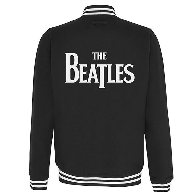 The Beatles Men's Varsity Jacket - NME Merch