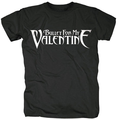Bullet For My Valentine Logo Men's T-Shirt - NME Merch