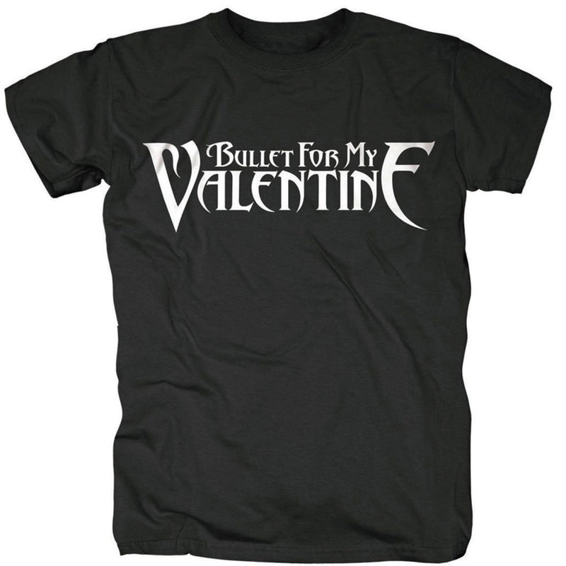 Bullet For My Valentine Logo Men's T-Shirt