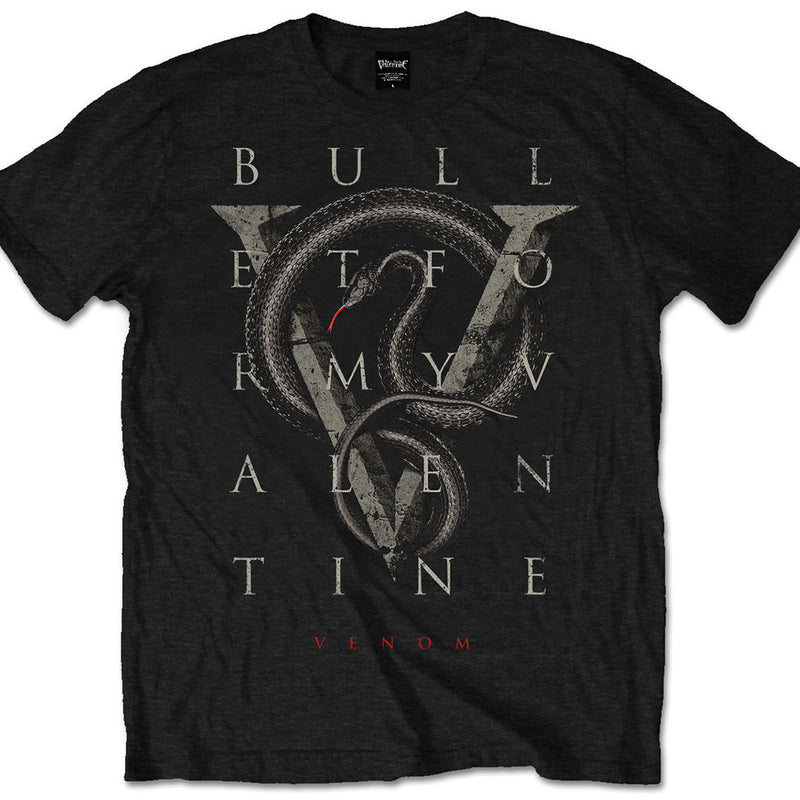 Bullet For My Valentine V For Venom Men's T-Shirt